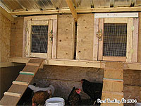 House poultry - Chicken house kit - chicken coop kit - Poultry coop kit