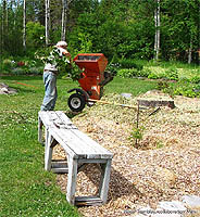 Cheap Chippers - Cheap wood chippers - Wood chips